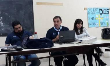 La conducción nacional de Scout Argentina estuvo en la ciudad