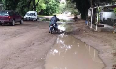 Pehuen Co: Vecinos piden el arreglo de las calles en la Villa