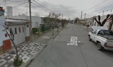 Maniataron y golpearon a un hombre de 70 años en su casa