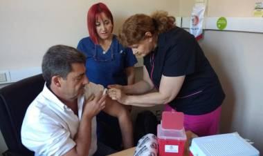 La campaña de vacunación antigripal gratuita comenzará el 22 de abril