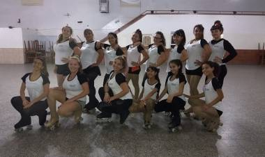 """La Escuela de Patinaje Artístico """"Luz y Fuerza"""" necesita nuestra ayuda para poder viajar a una competencia internacional"""
