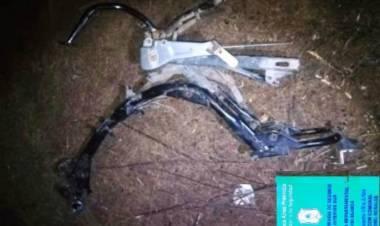 Villa Arias: Apareció una moto robada en el barrio Luiggi